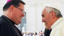 Quebec Archbishop Gerald Cyprien Lacroix