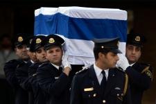 Ariel Sharon funeral