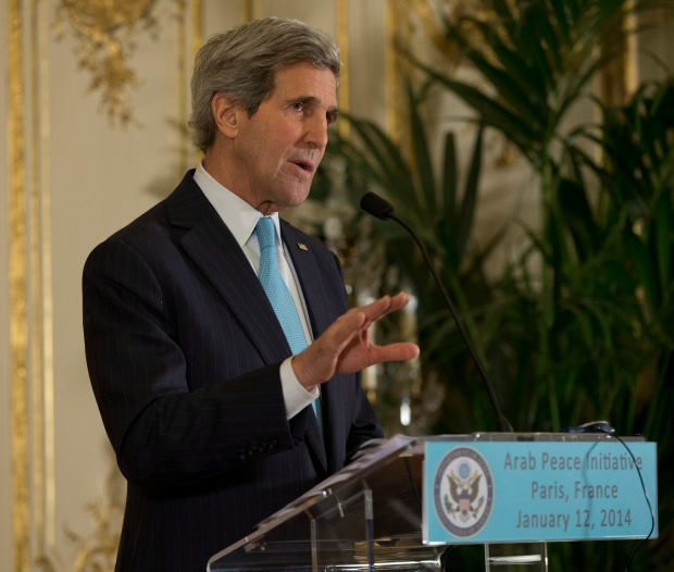 John Kerry to visit Vatican