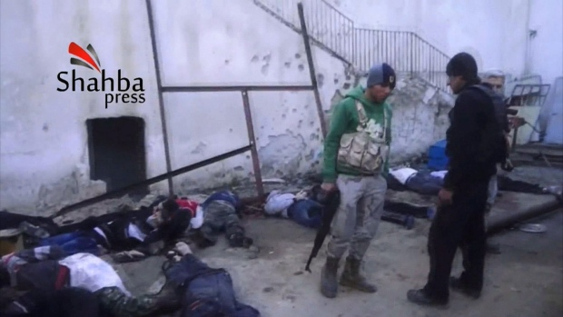 Fighting continues in Aleppo