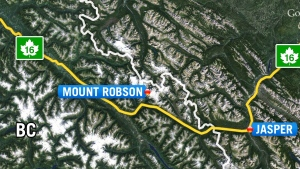 CTV News Channel: Avalanche in B.C.