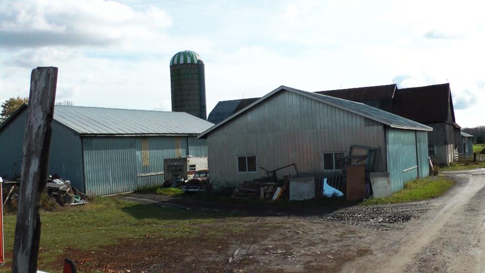 Frank Meyers' farm