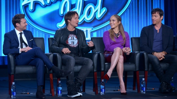 Keith Urban likes new American Idol judges