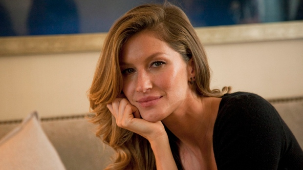Gisele praises husband Tom Brady's affection