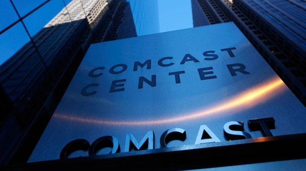 Comcast Center in Philadelphia