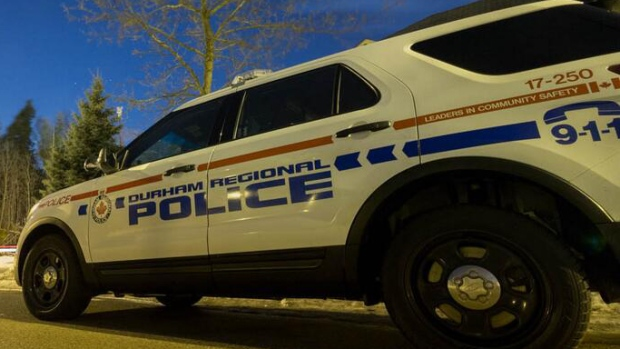 A Durham Regional Police Service vehicle is pictured in this file photo.