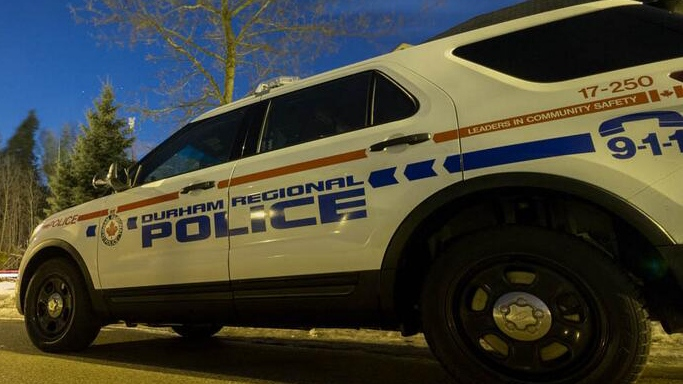 A Durham Regional Police cruiser is shown in this undated photo. (file)