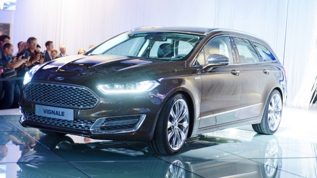 Ford sales dropping in Europe