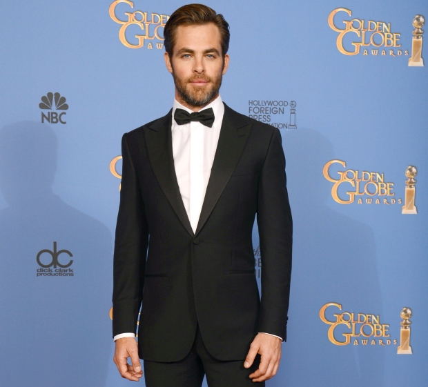 Chris Pine criticizes Russia's anti-gay laws