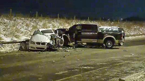 Francis Pesa, drunk driving crash, impaired drivin
