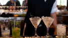 A bartender prepares drinks in San Francisco in this 2012 file photo. (AP /Eric Risberg)