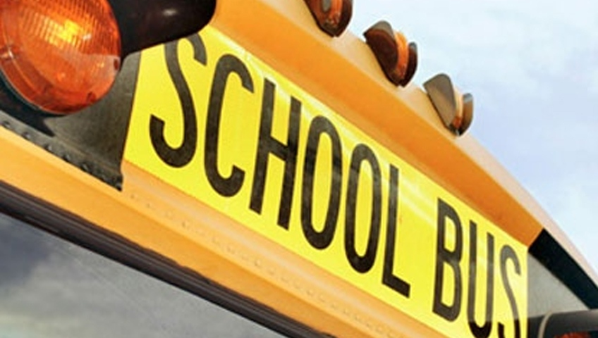 Fredericton boy faces charges after police led on school bus pursuit