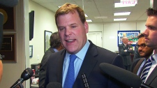 Baird pushes for Keystone XL pipeline decision