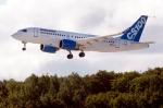 Bombardier's C-Series100 takes off on its maiden test flight at the company's facility Monday, September 16, 2013 in Mirabel, Que. (Ryan Remiorz / THE CANADIAN PRESS)