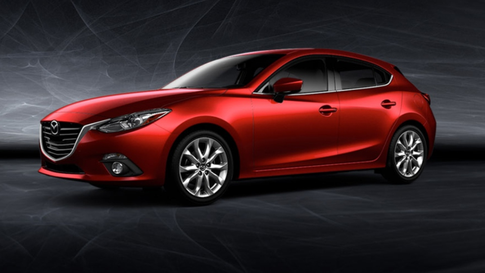 Mazda 3 Is Winner Of The Best Of The Best Vehicle Award