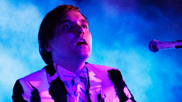 Arcade Fire's Will Butler in Miami