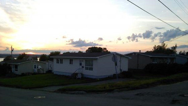 MyNews contributor Frankie MacDonald sent in this photo of the sun going down in Sydney, N.S. on Saturday, Aug. 27, 2011.