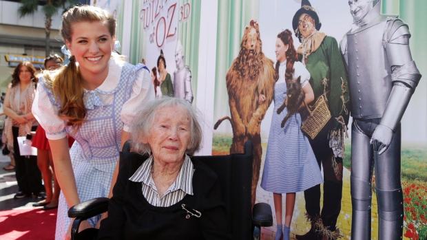 Ruth Duccini dies at 95