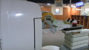 Study examining radiation therapy
