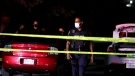 A Durham Regional Police vehicle is pictured. (Tom Stefanac / CP24)