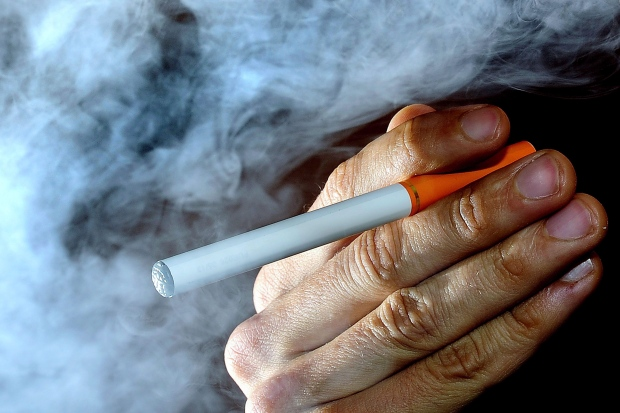 Are electronic cigarettes safer than regular cigarettes