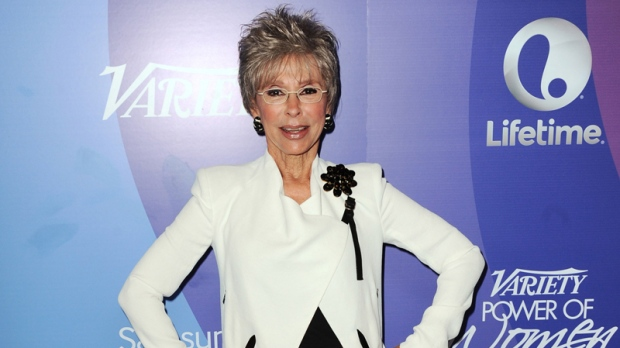 Rita Moreno to get SAG life achievement award