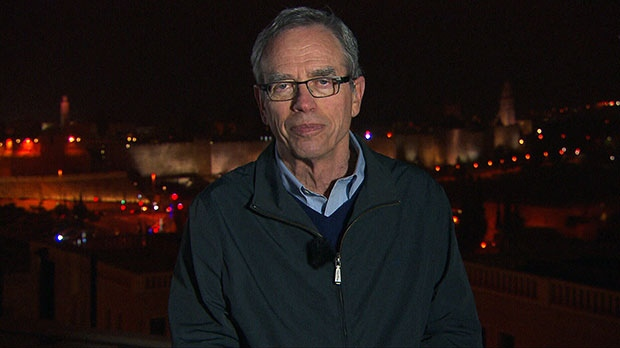 Natural Resources Minister Joe Oliver speaks in an interview that aired on CTV's Question Period.