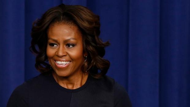 MIchelle Obama turns 50