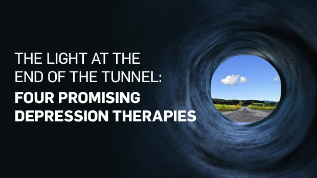 Bell Let's Talk Depression Therapies