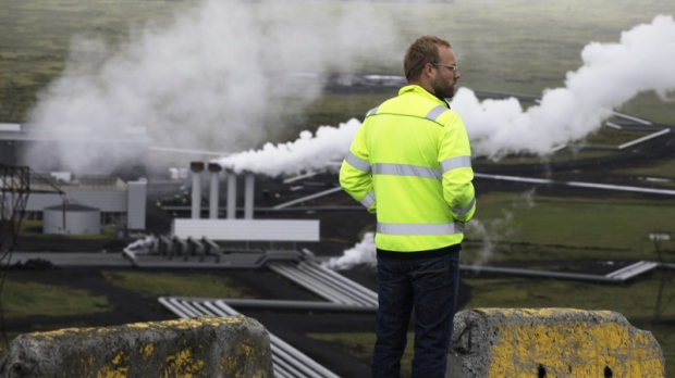 Reykjavik Energy's Hellisheidi geothermal power plant