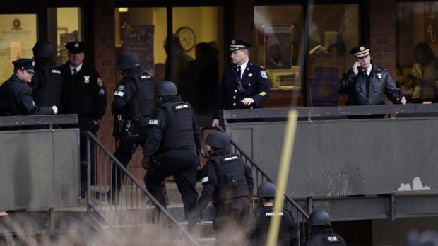 2 shot in Philadelphia high school: police