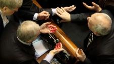 Ukraine anti-protest laws