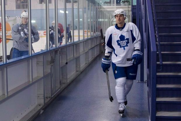 Dave Bolland may start skating again