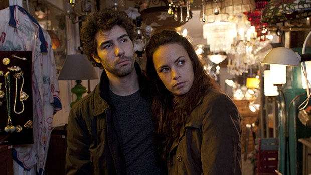 Tahar Rahim as Samir and Berenice Bejo as Marie in a scene from Mongrel Media's 'The Past'