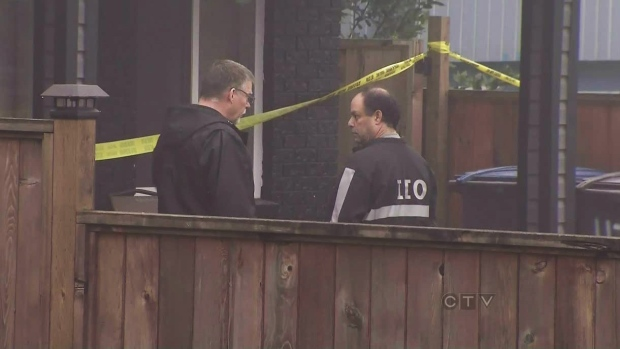 CTV BC: Man killed by RCMP in: IIO investigates