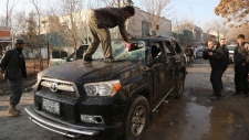 Two Canadians among 21 killed in Kabul