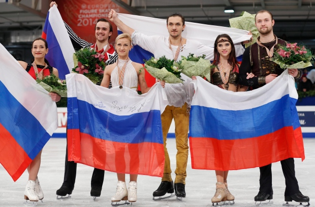 Figure skating Russia