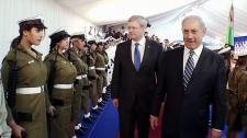 Stephen Harper kicks off special Mideast visit
