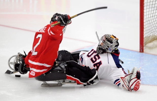 Canada sledge hockey captain named