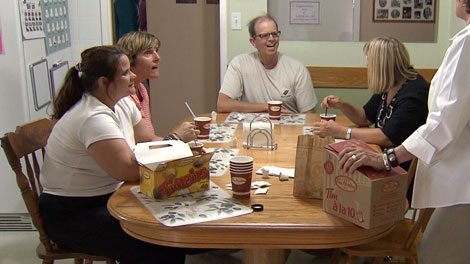 Four disabled adults living in the Williams Road Group Home in Richmond could soon have to move out. Aug. 29, 2011. (CTV)