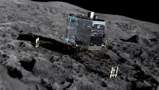 Rosetta set to land on comet