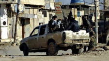 Syria opposition threatens to leave peace talks