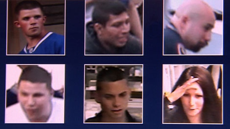 The Vancouver Police Department has launched a website that the force is hoping the public will help identify people involved in the Stanley Cup Riot. (VPD)