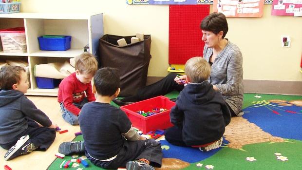 CTV Toronto: Enrollment crisis at daycare centres