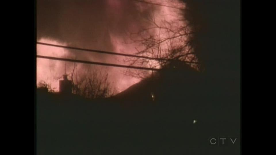 Collingwood Fire