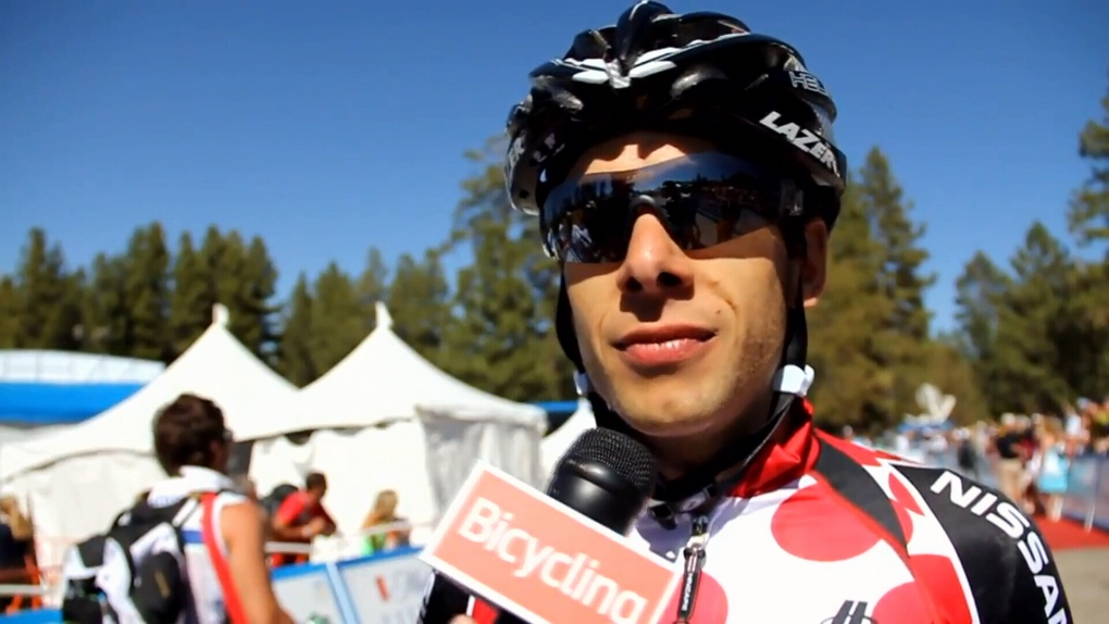 Sebastian Salas suspended from cycling