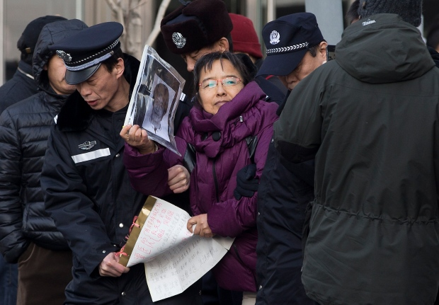 Xu Zhiyong trial underway