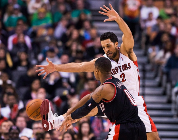 Raptors Landry Fields out after wrist surgery