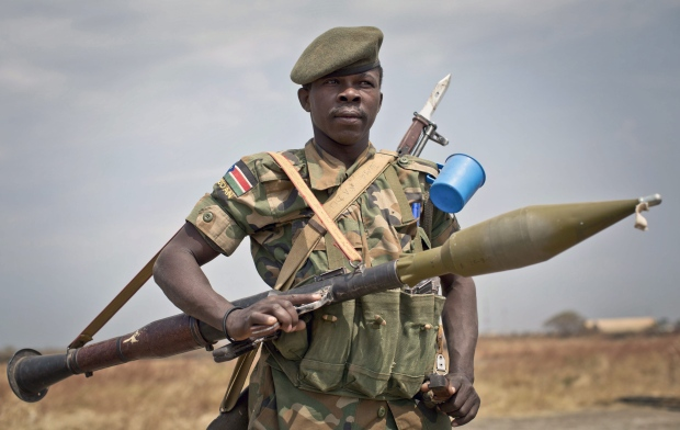 South Sudan's war of words against UN escalates