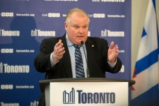 Rob Ford: Rambling video was 'a minor setback'